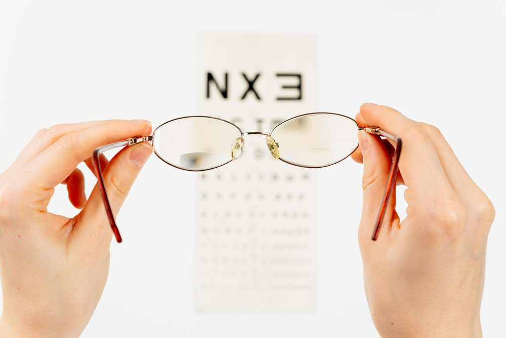Eye and Vision Exam