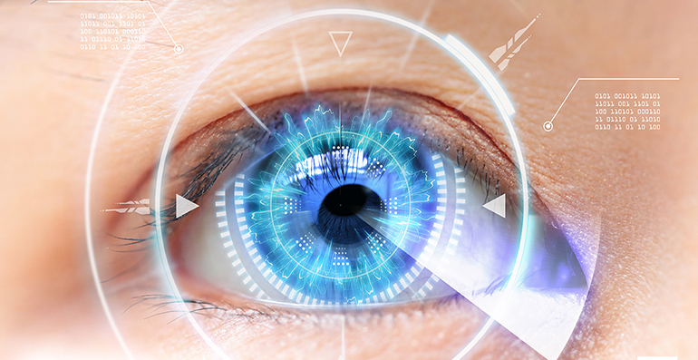 Optomap Eye Imaging Technology at Warm Springs Optometric Group