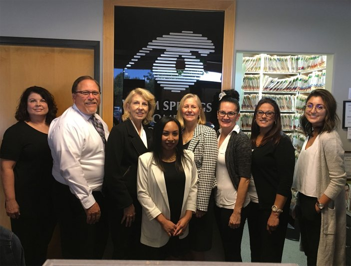 Warm Springs Optometric Group Staff